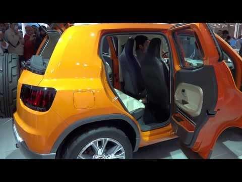 Volkswagen Taigun at 12th Auto Expo 2014 The Motor Show Greater Noida