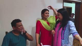 Ghumonto Shohore| Behind the scenes| Ashna Habib Bhabna