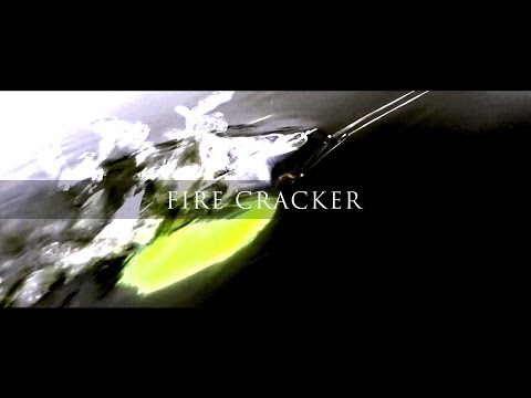 "2016 NEW PRODUCT ""FIRECRACKER″ / ""ファイヤークラッカー″ 実釣PV"