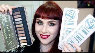 €5 'Naked Palette' Dupe!!! W7 'In the Buff' EyeShadow Palette (Plus Giveaway!)
