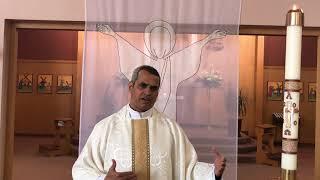 Apr. 16, 2020 - Message from Fr. Maxy D'Costa (video)