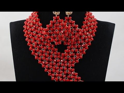 Tutorial On How To Bead Jewelry Design 2019.