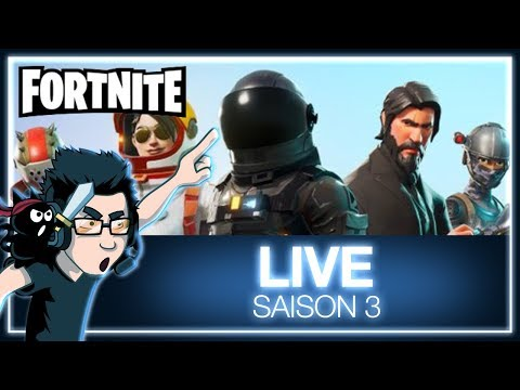 LIVE FORTNITE - RECORD MONDIAL TOP99 MONTREUIL CITY