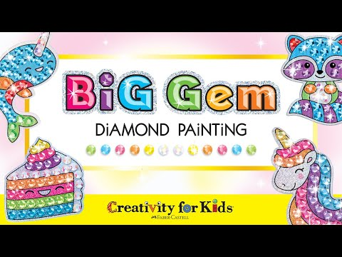 Magical Big Gem Diamond Painting