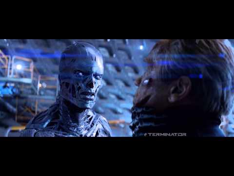 阿諾對決阿諾!《魔鬼終結者5:創世契機》電視廣告!