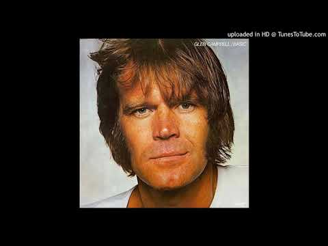 Glenn Campbell - Basic - Never tell you no lies