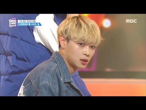 [HOT] Addicted to his voice.  ,언더 나인틴 20181215