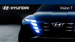 First Look   Vision T SUV Concept   Hyundai