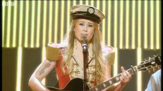 "Denmark:""Should've Known Better"" by Soluna Samay - Eurovision Song Contest 2012 - BBC One"