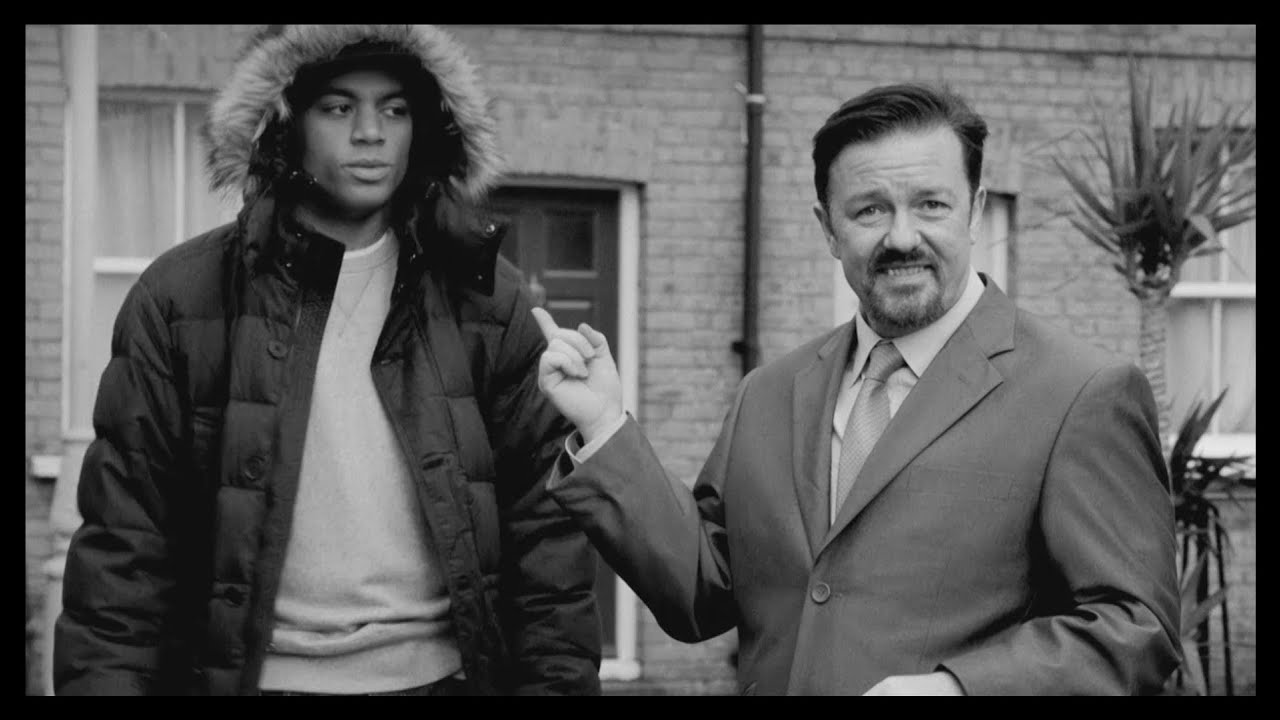 David Brent Returns Just To Let You Know That Midgets Are Not Babies