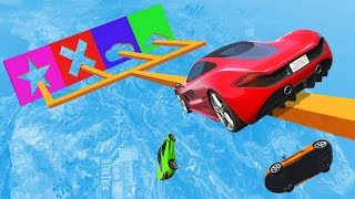 World's HARDEST SKILL COURSE Challenge! - GTA 5 Funny Moments