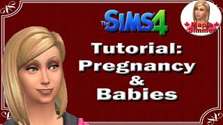 The Sims 4: Tutorial: Pregnancy & Babies