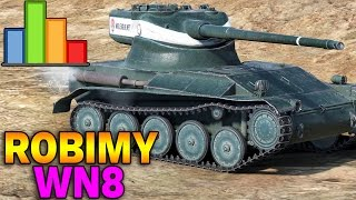 CZOŁGI DO ROBIENIA WN8 - World of Tanks
