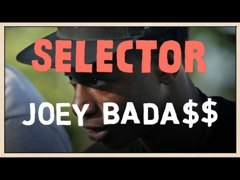 Joey Bada$$ & Pro Era Crew Perform Selector Series Freestyle