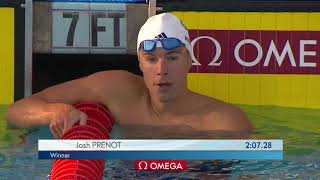 Men's 200m Breast A Final | 2018 Phillips 66 National Championships