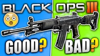 """THE """"GALIL"""" IS IN BLACK OPS 3 - IS IT GOOD or BAD? (NEW DLC Gameplay)"""