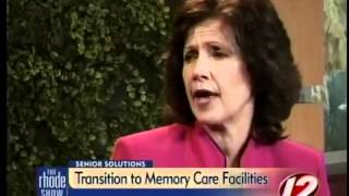 Senior Solutions: Moving A Loved One to a Memory Care Center