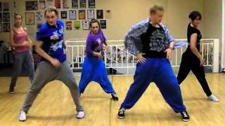 Basement Jaxx - She's No Good (Choreography by Vaidas Kunickis)