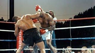 Бокс. Майк Тайсон - Генри Тилман. Mike Tyson vs Henry Tillman