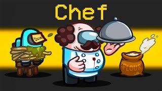 CHEF Imposter Role in Among Us Mod!