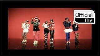 T-ARA - Bo Peep Bo Peep (Dance ver.)