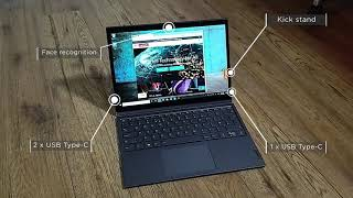 YouTube Video XmXWRlgI7cE for Product Lenovo Yoga Duet 7i (7-13IML-05) 2-in-1 Tablet by Company Lenovo in Industry Computers