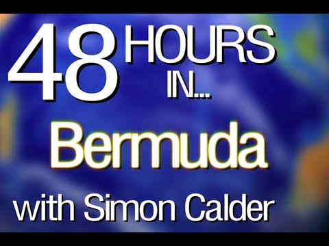 48 Hours in Bermuda with Simon Calder