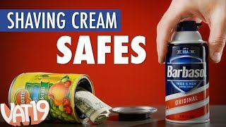 Video for Can Safes