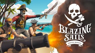 Видео Blazing Sails: Pirate Battle Royale
