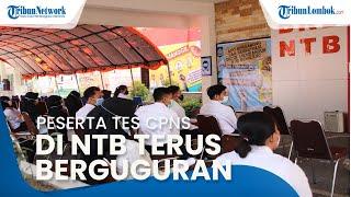 Peserta CPNS di NTB Terus Berguguran, Total 45 Orang Tak Datang Tes