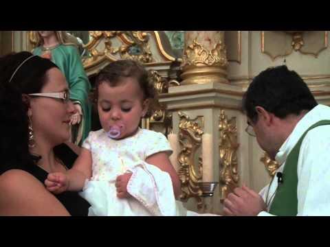 Baptismo da Diana Matos Correia em Travassô (20-9-2015)