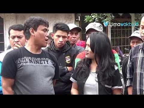 Antusias Warga KabupatenBandung Barat Penerima Bantuan KUBE dan RTLH
