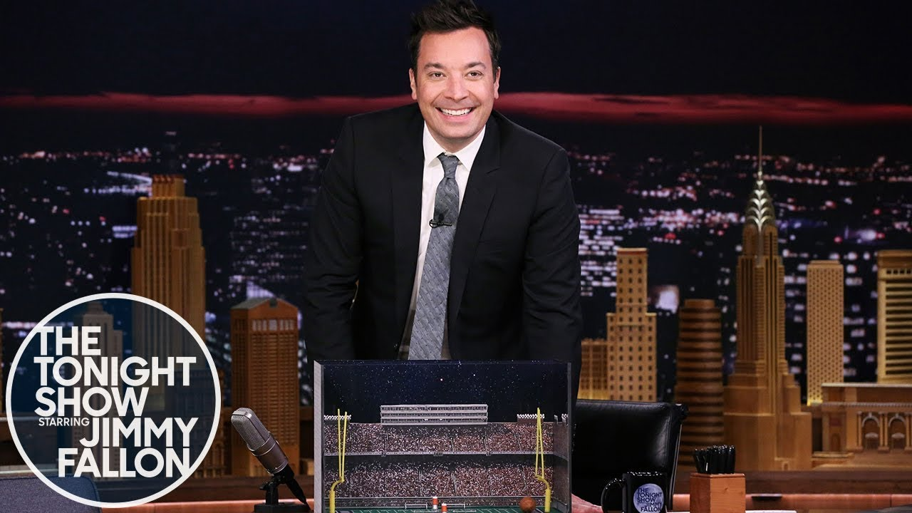 Jimmy Announces the First-Ever Tonight Show Snail Bowl thumbnail