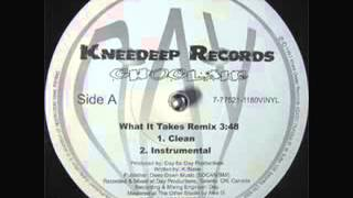 Choclair - What It Takes (Remix) (1997)