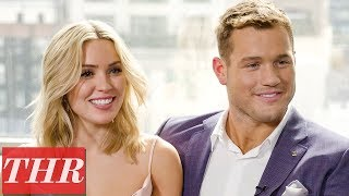 'The Bachelor' Colton Underwood & Cassie Randolph Open Up About Their Relationship | THR
