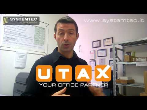 UTAX | Introduction of product serie 2506ci English - смотреть