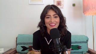 Melissa Villaseñor as Gwen Stefani Hailing a Taxi
