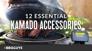 12 Must-Have Kamado Grill Accessories | BBQGuys