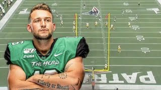 Was drafting kicker Justin Rohrwasser the right decision for the New England Patriots?