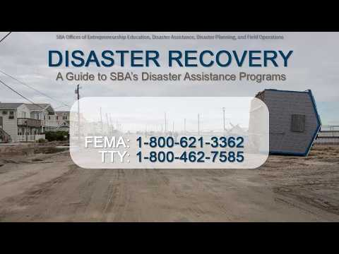 mp4 Small Business Administration Disaster Loans, download Small Business Administration Disaster Loans video klip Small Business Administration Disaster Loans