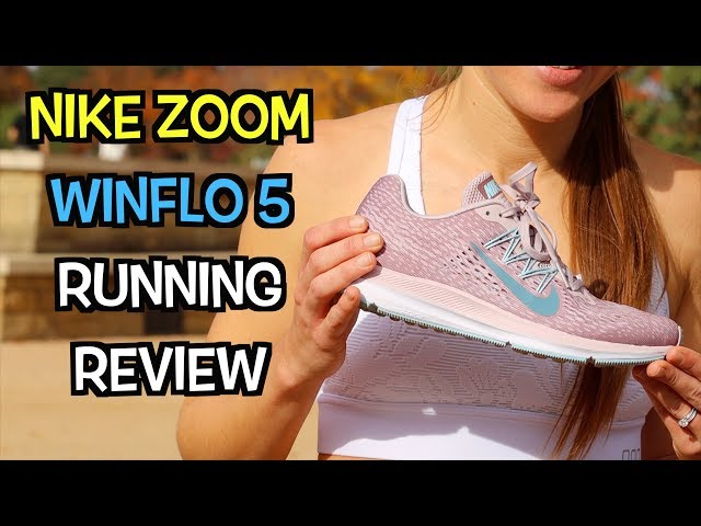 Prueba de Derbeville Borrar censura  Nike Air Zoom Winflo 5 Review - Best Running Shoes