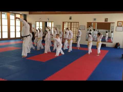 Karate für Kinder ab 6 Jahren
