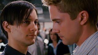 Peter Parker vs Eddie Brock