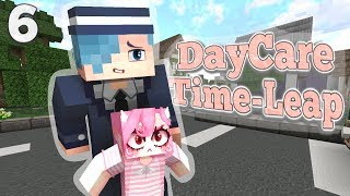 DayCare Time-Leap - PROTECTING DAD! ( Minecraft Roleplay ) #6