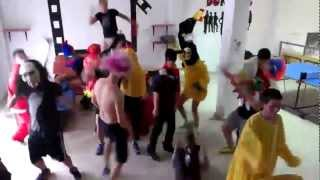 preview picture of video 'HARLEM SHAKE DOÑINOS SHORE'
