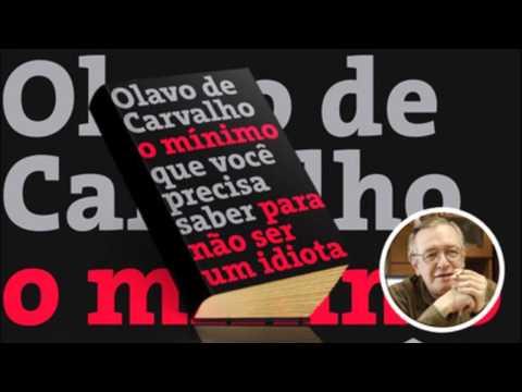 1- Juventude/ 1- O imbecil juvenil (Olavo de Carvalho)