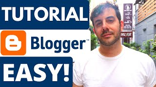 Blogger Tutorial: Start a blog with Google's FREE Blogging Platform