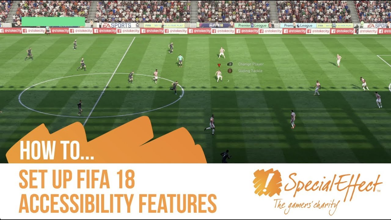 video placeholder for How To Set Up Fifa 18's Acessibility Features