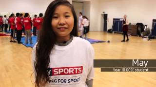 Sky Sports Living for Sports | Bellerbys College Brighton