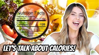 CALORIES SIMPLIFIED || How To Reach Your Goal Weight!